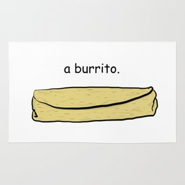 Burrito Rug