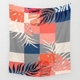 Tropical Puzzle #society6 #decor #buyart Wall Tapestry