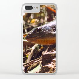 I see you too Clear iPhone Case
