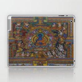 The Medicine Buddha Laptop & iPad Skin