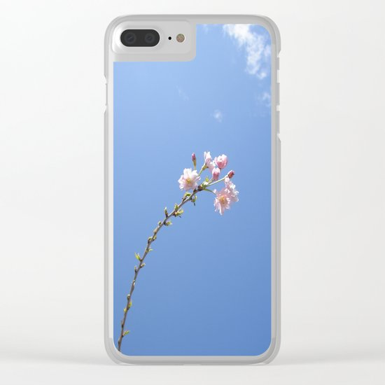 One of the Most Beautiful Things In This World Clear iPhone Case