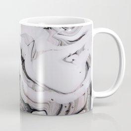 Elegant dark swirls of marble Coffee Mug