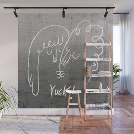 Yuck! by Peter Georgiou Wall Mural
