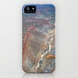 Grand Canyon bird's eye view #2 iPhone Case