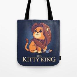 Kitty King - Dark Ver Tote Bag