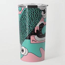 Skate or DIY Dark Roast Travel Mug