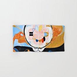 12,000pixel-500dpi - Hilma af Klint - Evolution, No. 13, Group VI - Digital Remastered Edition Hand & Bath Towel