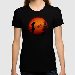 My Love Japan / Samurai warrior T-shirt