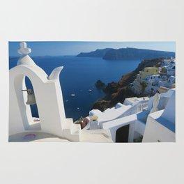 Oia Santorini c Rug