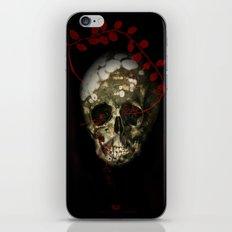 skull#01 iPhone & iPod Skin