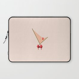 A Rose Bird in May for May Laptop Sleeve