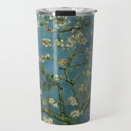 Blossoming Almond Tree Vincent Van Gogh Travel Mug