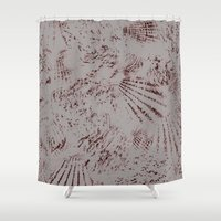 shells Shower Curtains featuring shells by Stoodley and  Baker