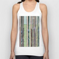 oregon Tank Tops featuring Oregon Oregon by Milo Violet