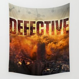 Defective Apocalypse Wall Tapestry
