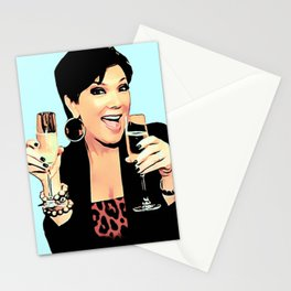 Kris Jenner Stationery Cards