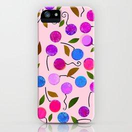 cherry-berrie jumble ... iPhone Case