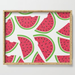 Watermelon Summer Serving Tray