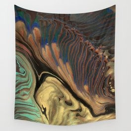 Universe of Souls - Panel 3 Wall Tapestry