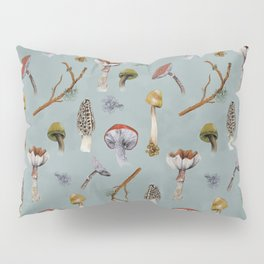 Mushroom Forest Party Pillow Sham