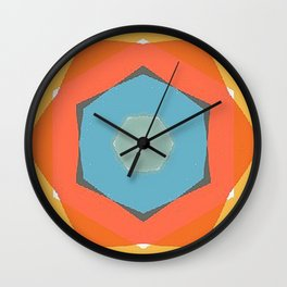Vintage Lucy Wall Clock