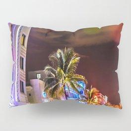 Ocean Drive South Beach Miami Florida Pillow Sham