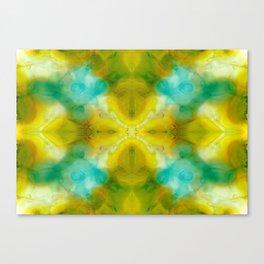 Abstract Symmetry V Canvas Print