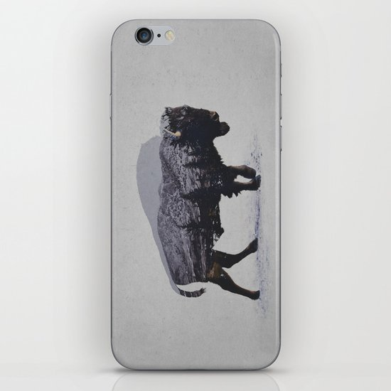 The American Bison iPhone Skin