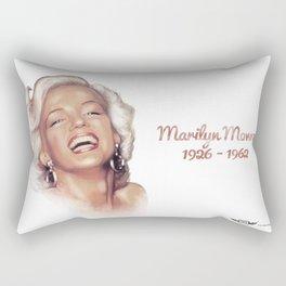 Monroe, Marilyn Rectangular Pillow