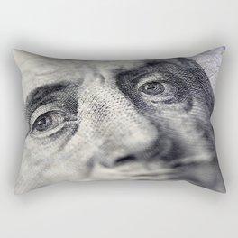 Franky-eyes Rectangular Pillow
