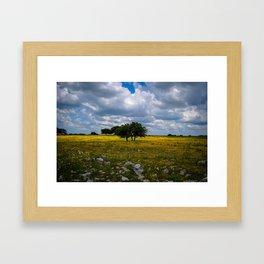 Individual Framed Art Print