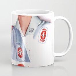 The Girl with A Future Coffee Mug