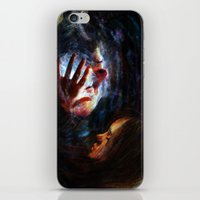 x men iPhone & iPod Skins featuring X men by Luca Leona