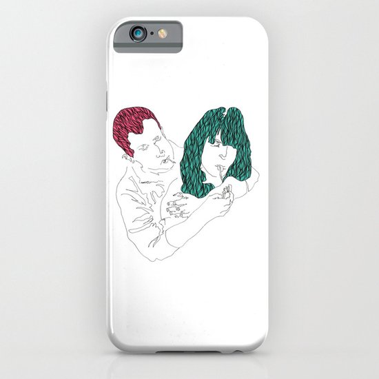 Hang Out iPhone & iPod Case