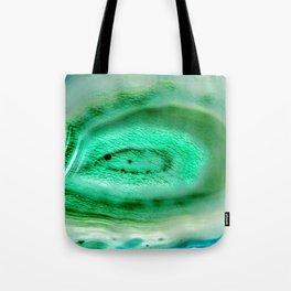 Jade Agate Tote Bag