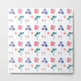 flowers and flowers Metal Print