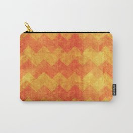 Orange Warmth Carry-All Pouch
