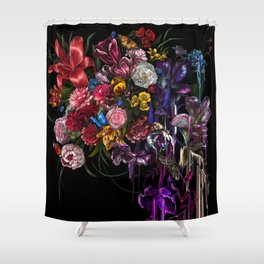 paradise.corrupt_ v0.2 Shower Curtain
