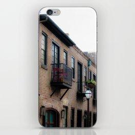 Downtown Charleston SC iPhone Skin