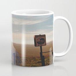 Tsunami Warning Zone-Film Camera Coffee Mug