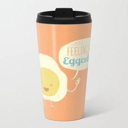 Most Eggcellent Metal Travel Mug