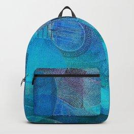 Guitar Study Blues Backpack