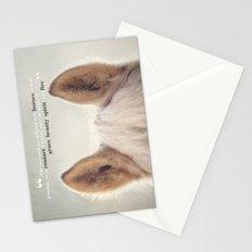 Grace, Beauty, Spirit & Fire Stationery Cards