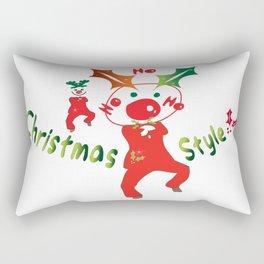 Christmas style Rectangular Pillow