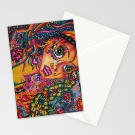 Musical Candy Stationery Cards