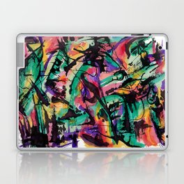 Feel The Beat Laptop & iPad Skin