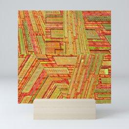 Distortion Mini Art Print