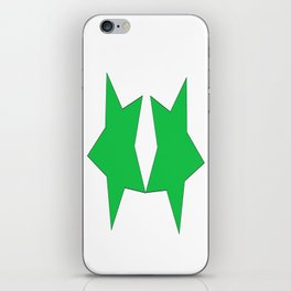 Double take iPhone Skin