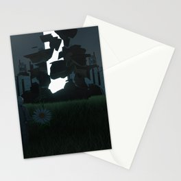THE VISITOR: RETURNING HOME Stationery Cards