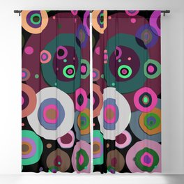 Kandinsky #32 Blackout Curtain